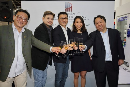 KeySafeBank Partners NEM Singapore and PAL Network to Collaborate and Underwrite Singapore's Foremost, Secured Third-Party, Institutional-Grade Custodian Digital Assets Vault