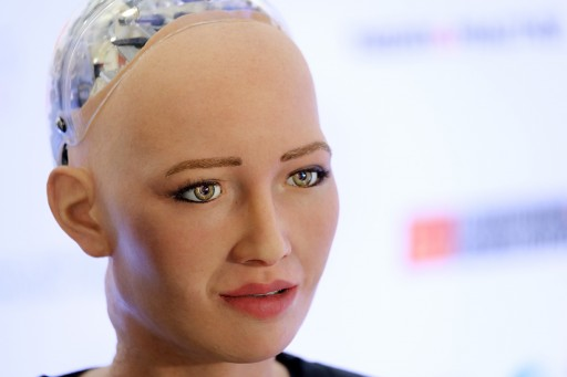 Sophia the Robot Comes to Bahrain for the First Time to Participate in the 3rd Middle East and Africa FinTech Forum