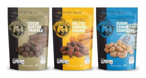 Pear's Gourmet® Adds Three Sweetly Inspired Snacks to Its 12 Flavor Line-Up