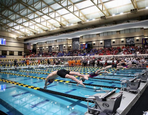 University of Missouri Aquatics Center Converts to LED Lighting With Brilliant Results