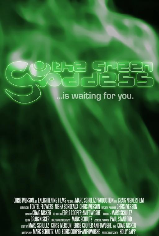Film Makers Grow Six Football Fields of Marijuana to Make The Green Goddess Movie