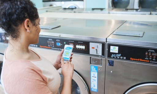 Laundry and Vending Machines Make Change With 100 Million Mobile Transactions