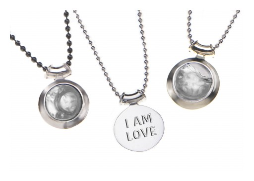 Give the Gift of Love With Takohl's Spellbinding Love Amulet Powered by Selenite-Infused Water
