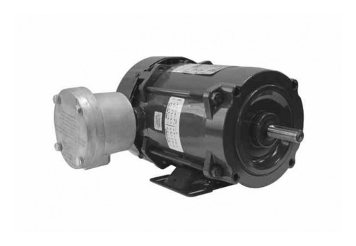 Larson Electronics Releases Explosion Proof Motor, 2 HP, CID1&2, 115/230V AC, 1PH 60Hz, 3,450 RPM