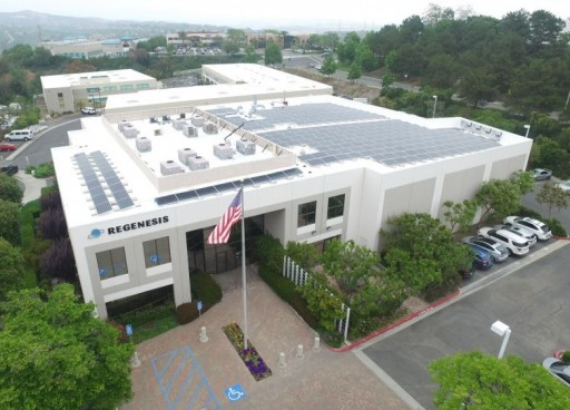 Environmental Company Regenesis Walks the Talk by Converting to Sullivan Solar Power
