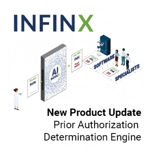 Infinx Unveils New Prior Authorization Determination Engine