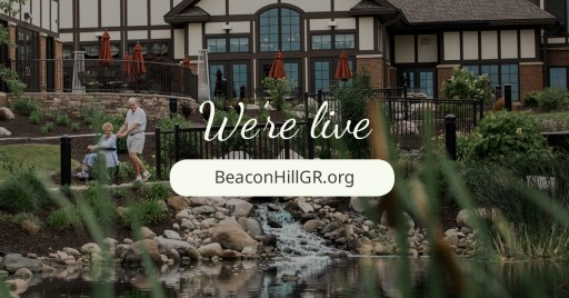 Beacon Hill at Eastgate's New Website is Now Live