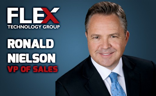 Flex Technology Group Bolsters Plans for Continued Growth With New Vice President of Sales