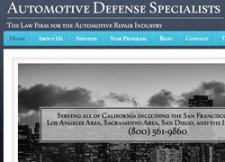 Bureau of Automotive Repair Invalidation, Defense Lawyer