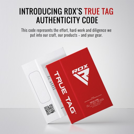 RDX Sports Announces 'True Tag' Authenticity Code