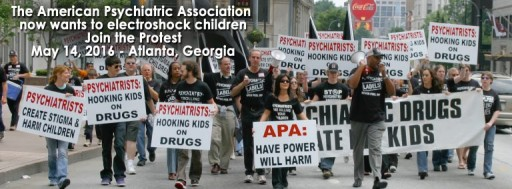Watchdog Group CCHR Seeks to Stop American Psychiatric Association's Push to Reclassify Electroshock Devices for Use on Children