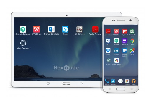 Hexnode Launches Support for Samsung SAFE EMM Solution