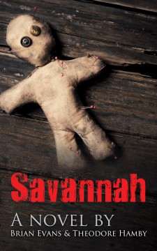 """""""Savannah,"""" the new thriller by Brian Evans, has been released."""