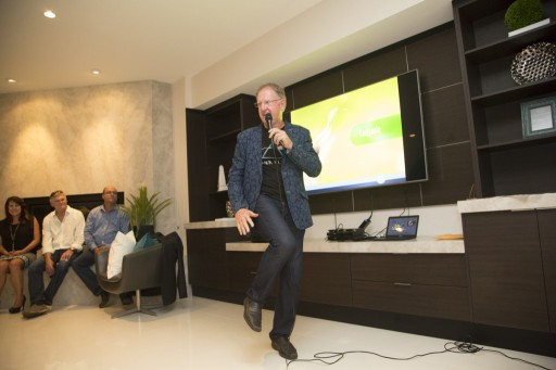 UGG Australia Founder Speaks at Event Co-Hosted by Amber Anderson & Brandon White
