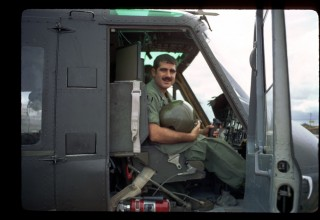 Captain Shad Meshad, Vietnam 1970