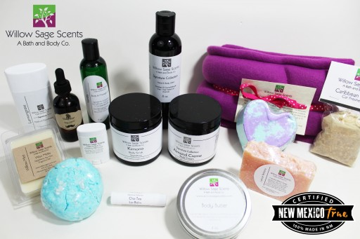 Willow Sage Scents Announces Its Inclusion in the Prestigious New Mexico True Certified Program