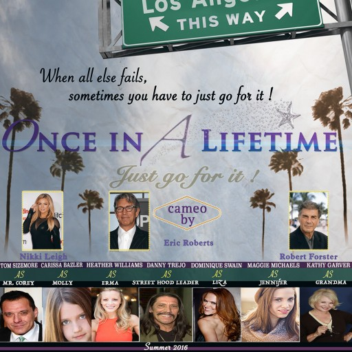 Once in a Lifetime: Just Go for It! With It's Noted Ensemble Cast Is in Pre-Production