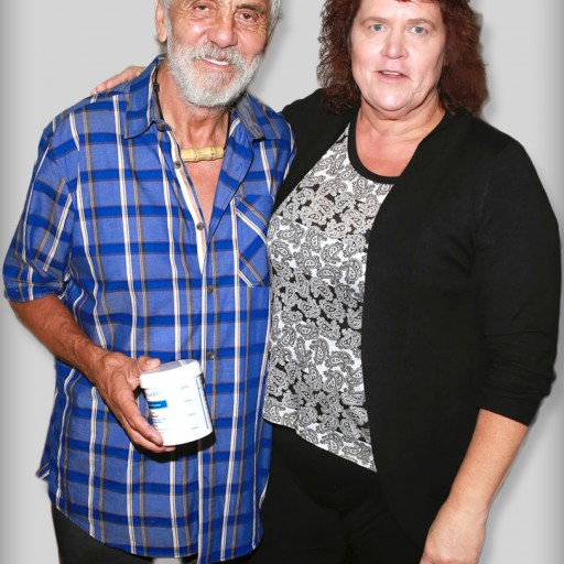 Tommy Chong Met with Roca Labs Users Who Lost 100 lbs Without Surgery