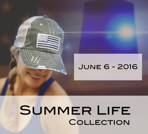 """Elivata's New """"Summer Life"""" Product Line Honors Police and Firefighters"""