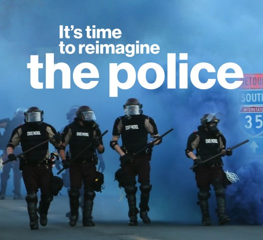 Rebranding the Police: Changing the Structure, Uniforms and Name to Make Policing Safer
