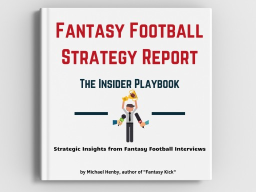 Author Interviews Fantasy Football Players for Report With Game-Changing Potential