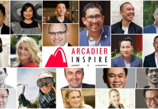 Arcadier Inspire Virtual Summit on Marketplaces