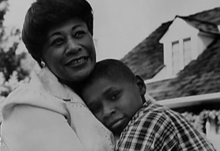 Ray Brown Jr. & Mom