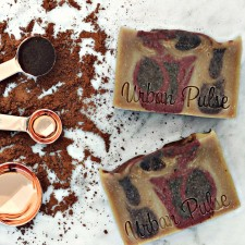 Urban Pulse Cedarwood Bergamot Soap