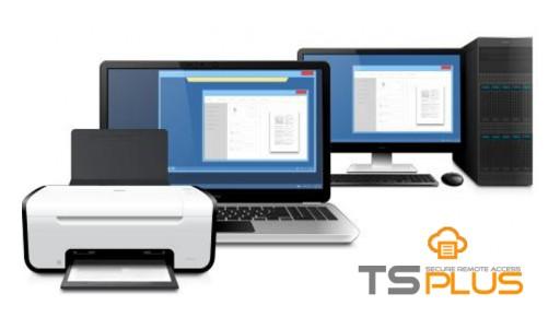 TSplus Virtual Printer Provides Seamless Remote Printing From Anywhere