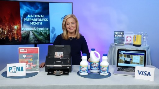 Tips for National Preparedness Month With Bonnie Schneider, Weather Expert and Author of 'Extreme Weather'