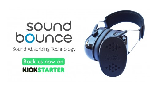 Irish Based Start-Up Launch the World's First Smart Material Hearing Protection