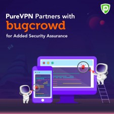 PureVPN partners with BugCrowd