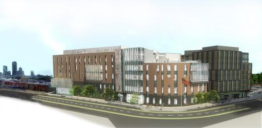 Boston Arts Academy Marks Major Milestone in Construction of New $125 Million Facility in Fenway