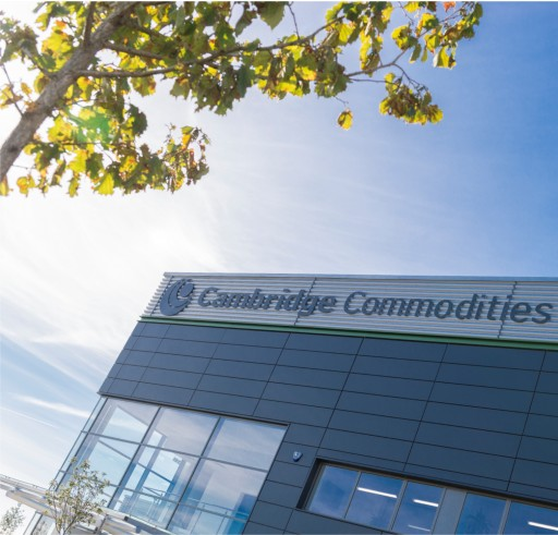 Cambridge Commodities Makes Second Acquisition in US Organic Ingredient Category