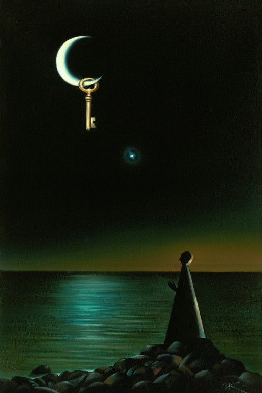 Vladimir Kush Presents His New Release 'Key to the World'