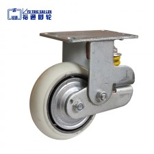 Shock absorber wheel