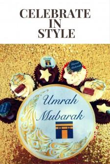 Umrah Mubarak Decorations