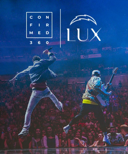 Confirmed360 Joins Chargers LUX to Further Elevate Exclusive Membership Offering