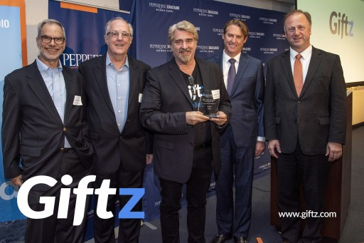 Giftz Named One of the Most Fundable Companies® in the U.S. According to Pepperdine Graziadio Business School and The Venture Alliance