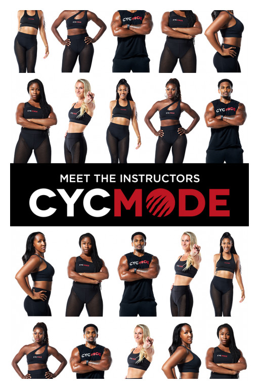 New Black-Owned Fitness Brand CYCMODE Introduces an Immersive and Integrated Fitness Experience for the Culture … and Its About to Get Real, Literally