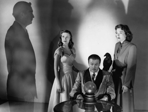 The Film Detective Presents - The Atmospheric Film Noir Masterpiece, The Amazing Mr. X (1948), Coming to Special-Edition Blu-ray & DVD, Oct. 5