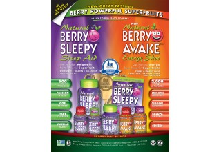 Berry Sleepy/Berry Awake