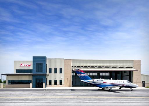 ATP Flight School Unveils New Airline Pilot Training Center in Arlington, TX