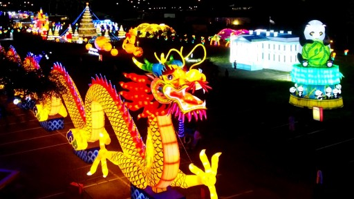 Chinese Artisans Prepare for Grand Opening of Lantern Light Festival - Pinnacle Production Group