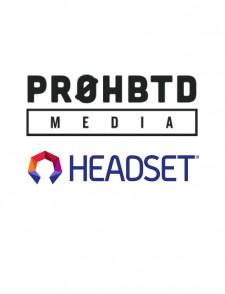 PRØHBTD Media - Headset