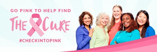 Check Into Cash Launches Fifth Annual #CheckIntoPink Campaign for Breast Cancer Awareness Month