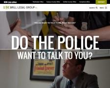 Brill Legal Group Website Awarded Gold MarCom Award