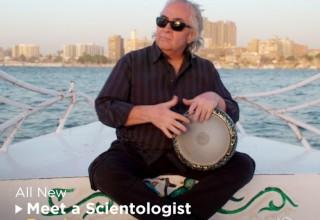 """""""Meet a Scientologist"""": Hossam Ramzy"""