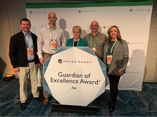 Arkansas Surgical Hospital Receives 2019 Press Ganey Guardian of Excellence Award®️ for Patient Experience