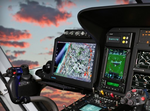 Macro-Blue, Inc. Announces Its Next Generation of Tactical Cockpit Displays for Airborne Law Enforcement
